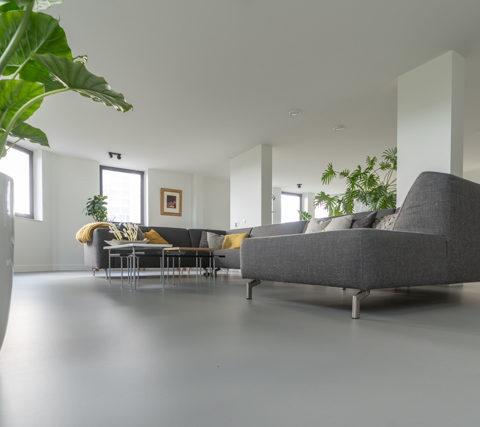 Woning project Rotterdam